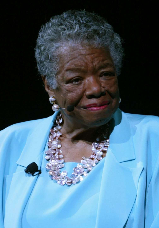 Maya Angelou  AARP's 50th annual conference at the Washington Convention Center Washington DC, USA - 05.09.08  Credit: (Mandatory): Carrie Devorah / WENN [Photo via Newscom] wennphotos987294_aarp_conference_02_wenn2061451.jpg
